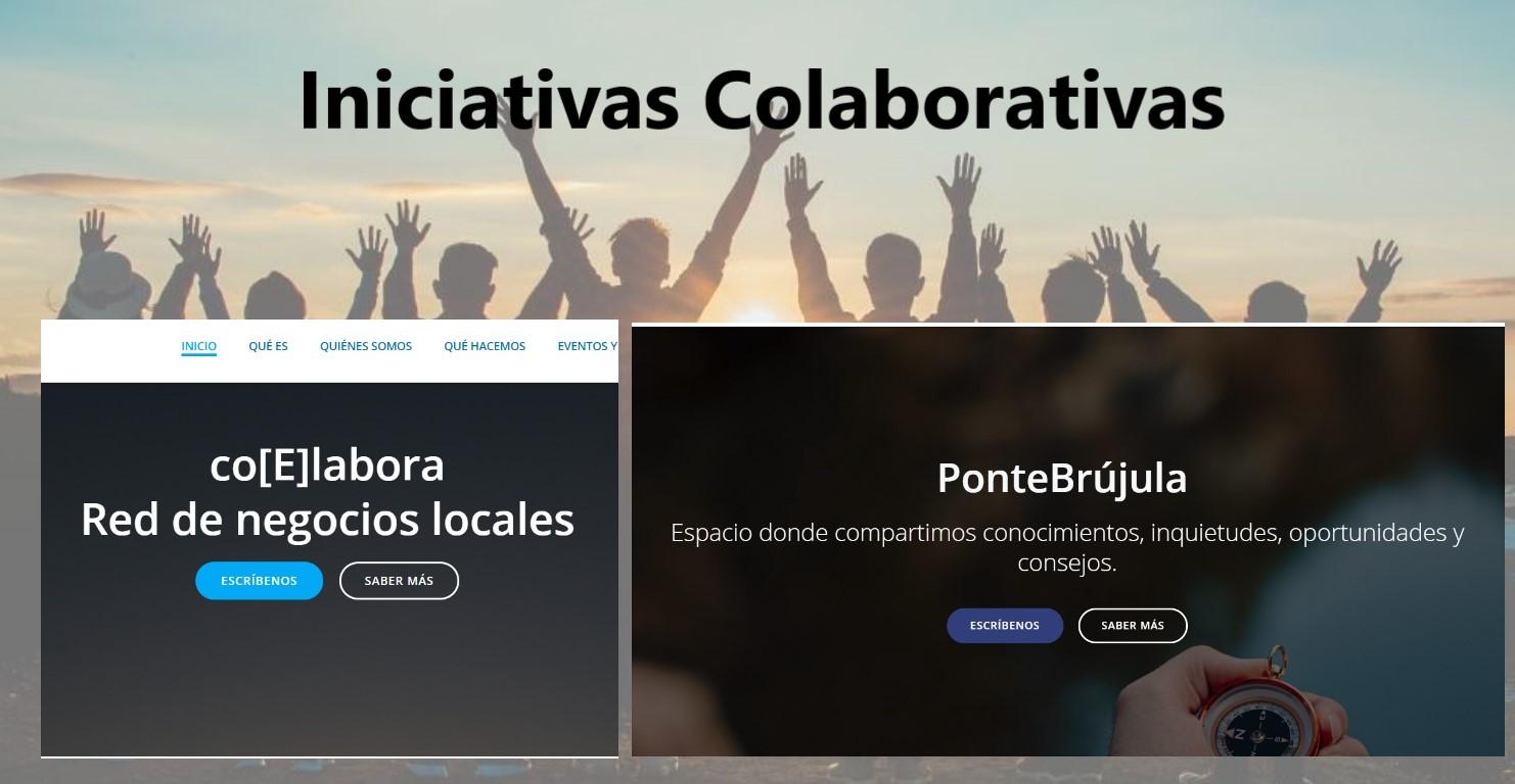 Iniciativas colaborativas